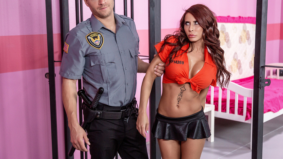 [PornstarsLikeItBig] Madison Ivy – Glam Jail Nail