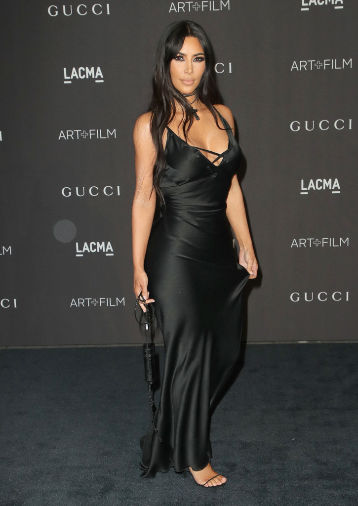 Kim Kardashian – 2018 LACMA Art + Film Gala in Los Angeles 03-11-2018
