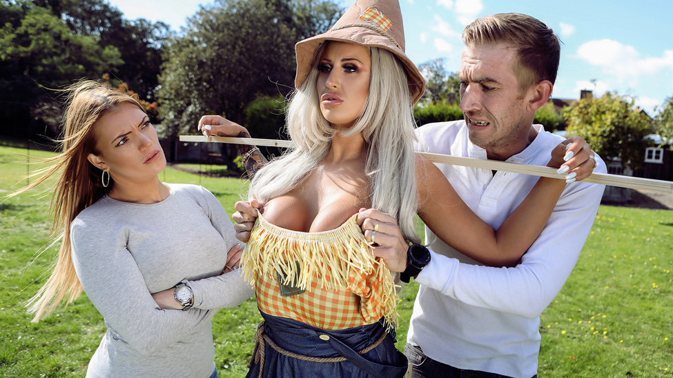 [BrazzersExxtra] Brooklyn Blue – Sex With The Scarecrow