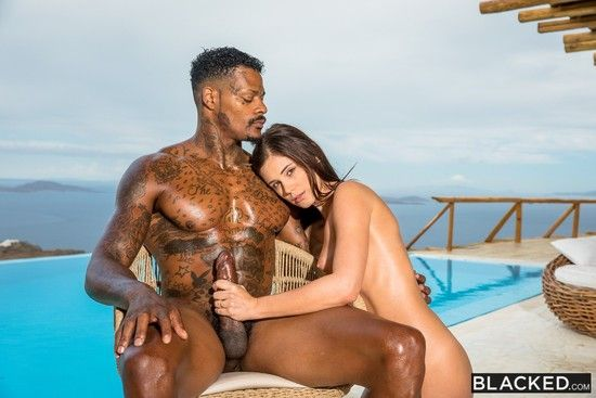 [Blacked] Little Caprice – Hot Wife Vacation