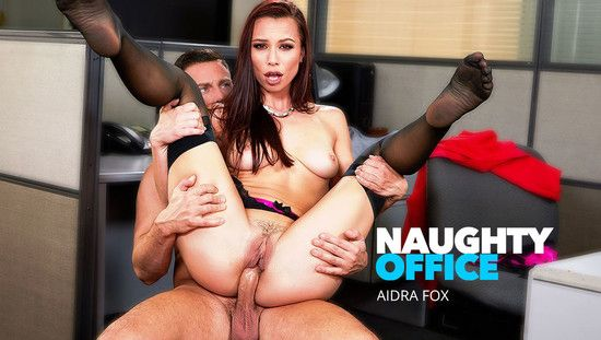 [NaughtyOffice] Aidra Fox, Seth Gamble