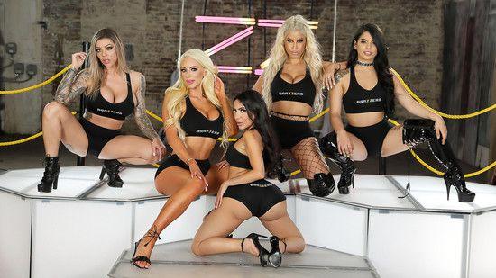 [ZZSeries] Bridgette B, Gina Valentina, Karma Rx, Lela Star, Nicolette Shea – Brazzers House 3 Finale