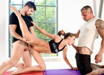 [DPFanatics] Tina Kay – DP Yoga Session