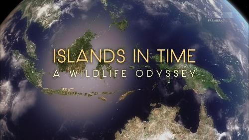 Wyspy czasów Odyseusza. Odyseja wysp / Islands in Time. A Wildlife Odyssey (2017) PL.1080i.HDTV.h264-HcI | Lektor PL