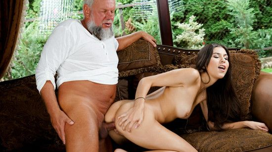[GrandpasFuckTeens] Anya Krey – Sugar Daddy Issues