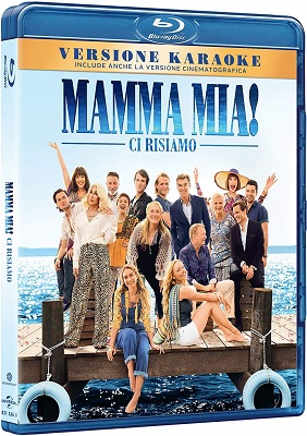 Mamma Mia! Ci Risiamo (2018).avi BDRiP XviD AC3 - iTA