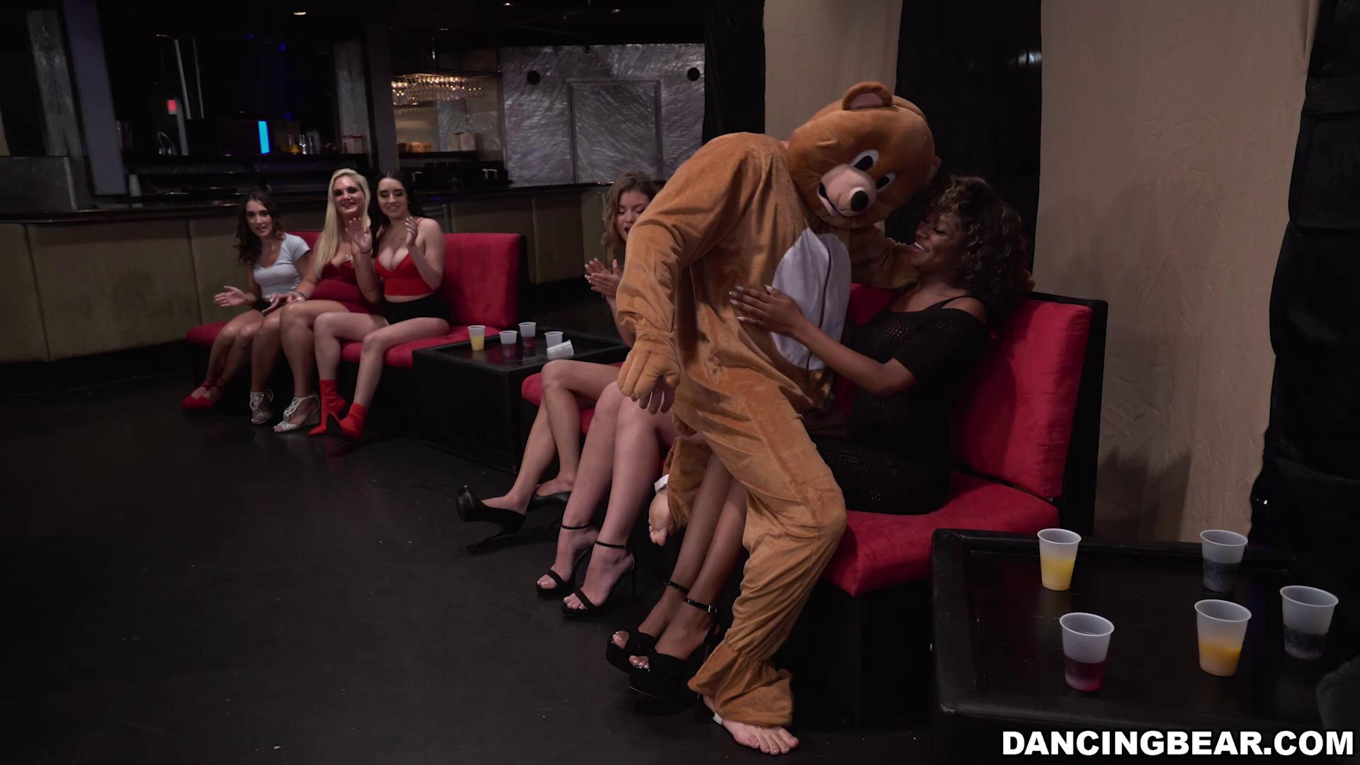 DancingBear – Shy Girls Turn Into Horny Beasts