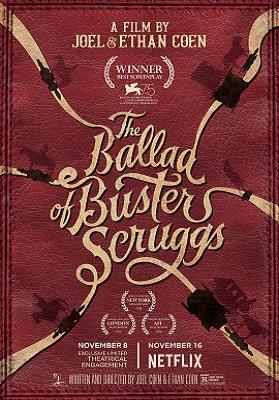 La Ballata Di Buster Scruggs (2018).avi WEBRiP XviD AC3 - iTA