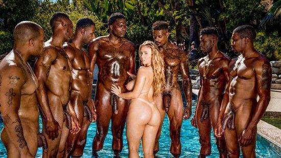 [BLACKED] Lena Paul – Anything For Daddy