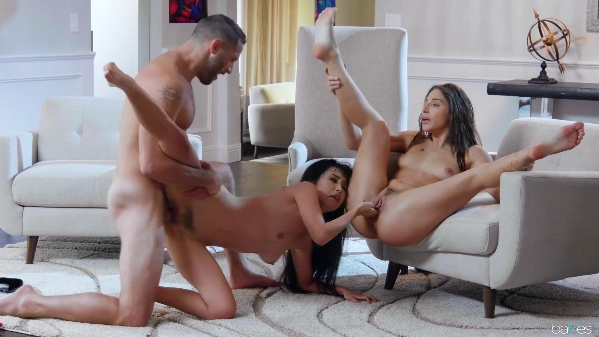 Abella Danger And Marica Hase The Invitation Part 4