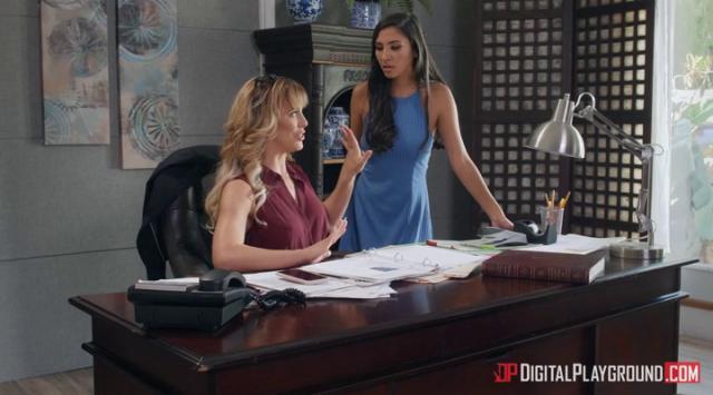 DigitalPlayground – The Ex-Girlfriend Episode 3 – Cherie Deville, Gianna Dior