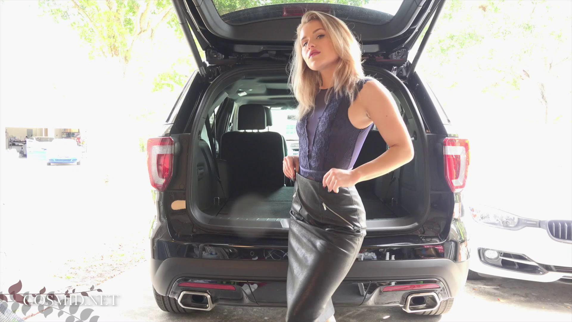 Stefany Rossa In The Trunk