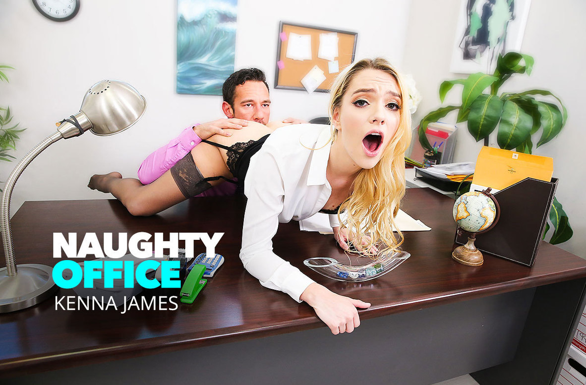 [NaughtyOffice] Kenna James, Johnny Castle