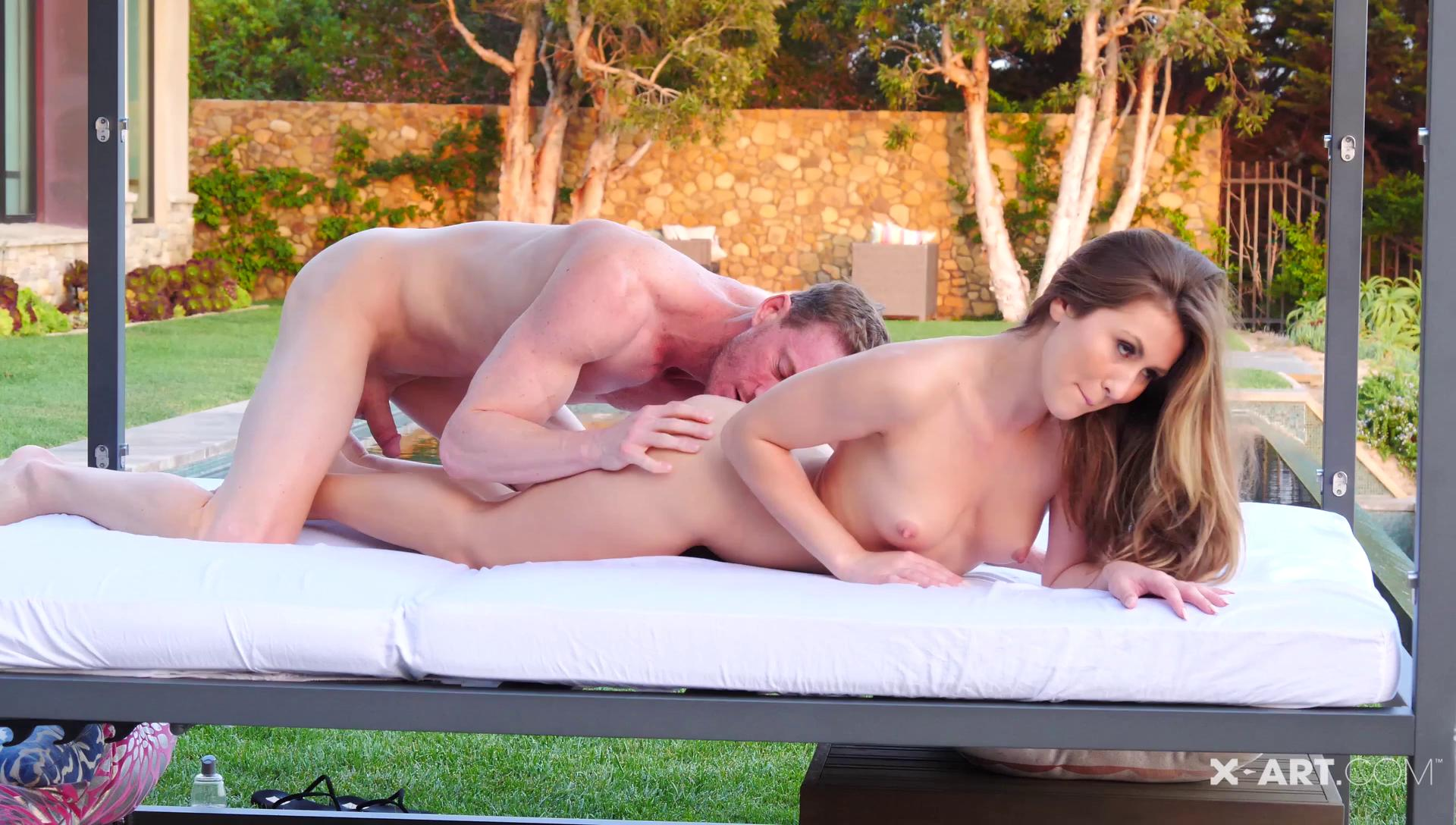 Paige California Couple Cumming