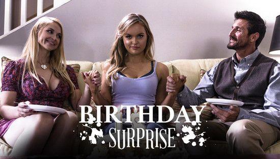 [PureTaboo] Sarah Vandella, River Fox – Birthday Surprise