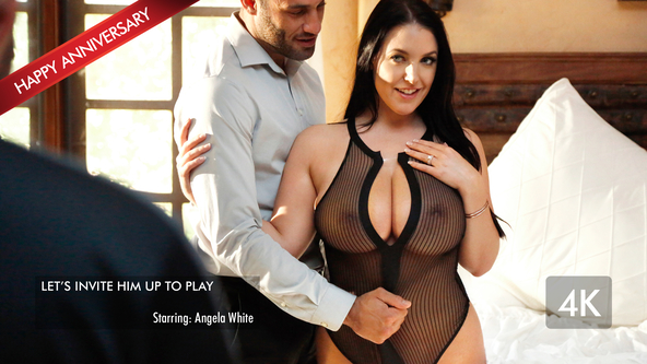 NewSensations – Angela Plays For Her Husband – Angela White